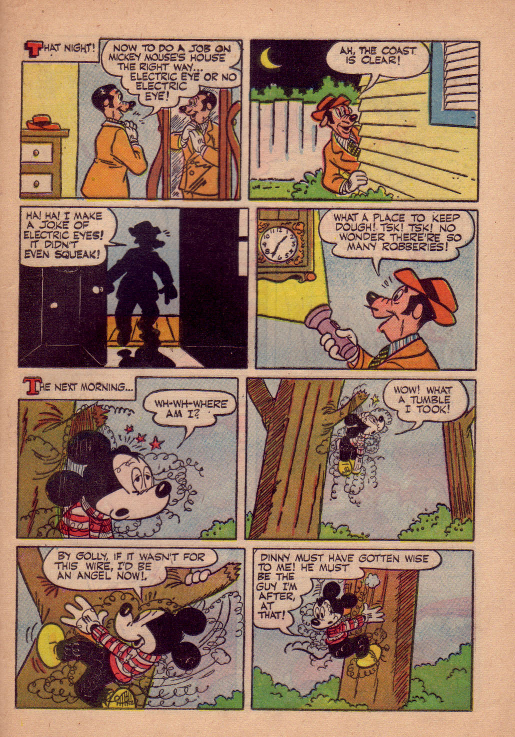 Four Color Comics issue 261 - Page 45