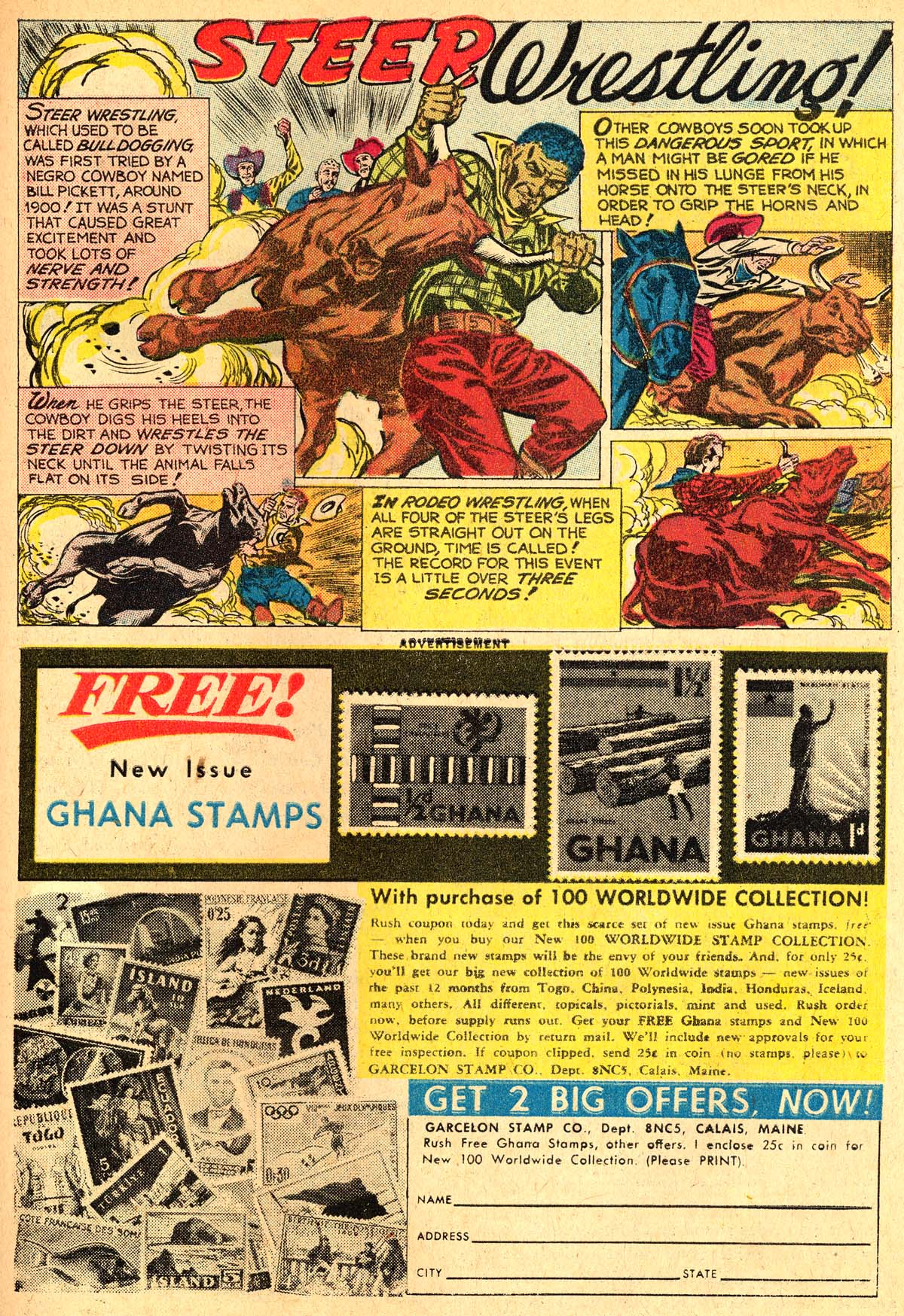 Read online All-Star Western (1951) comic -  Issue #115 - 23