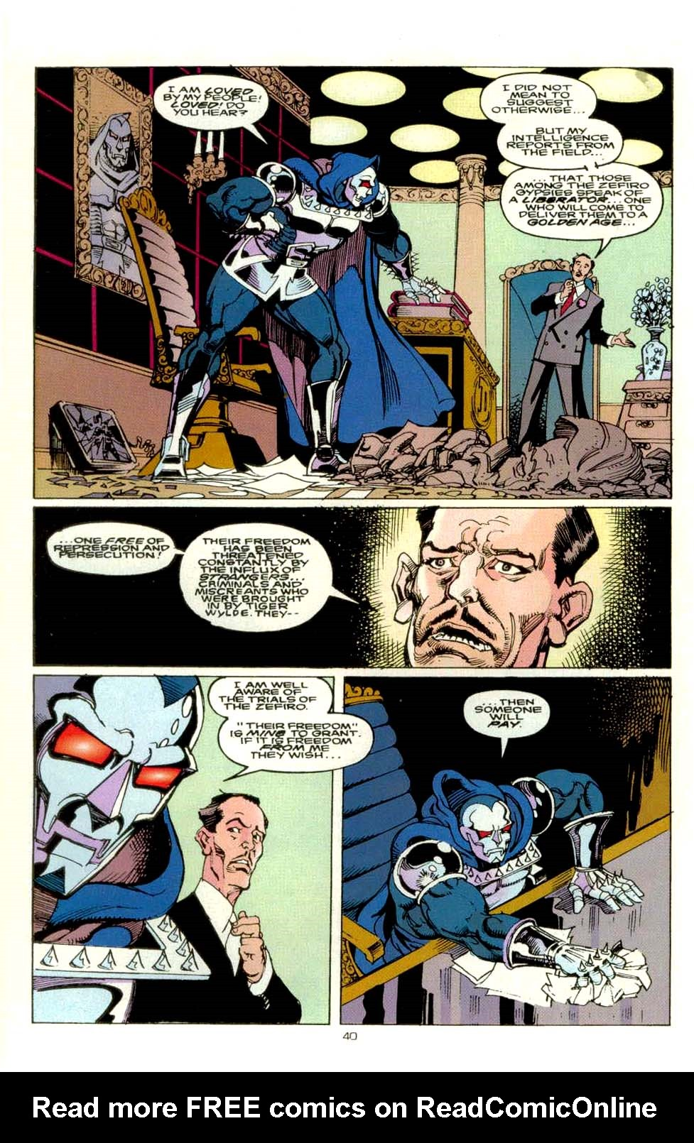 Read online 2099 Unlimited comic -  Issue #8 - 35