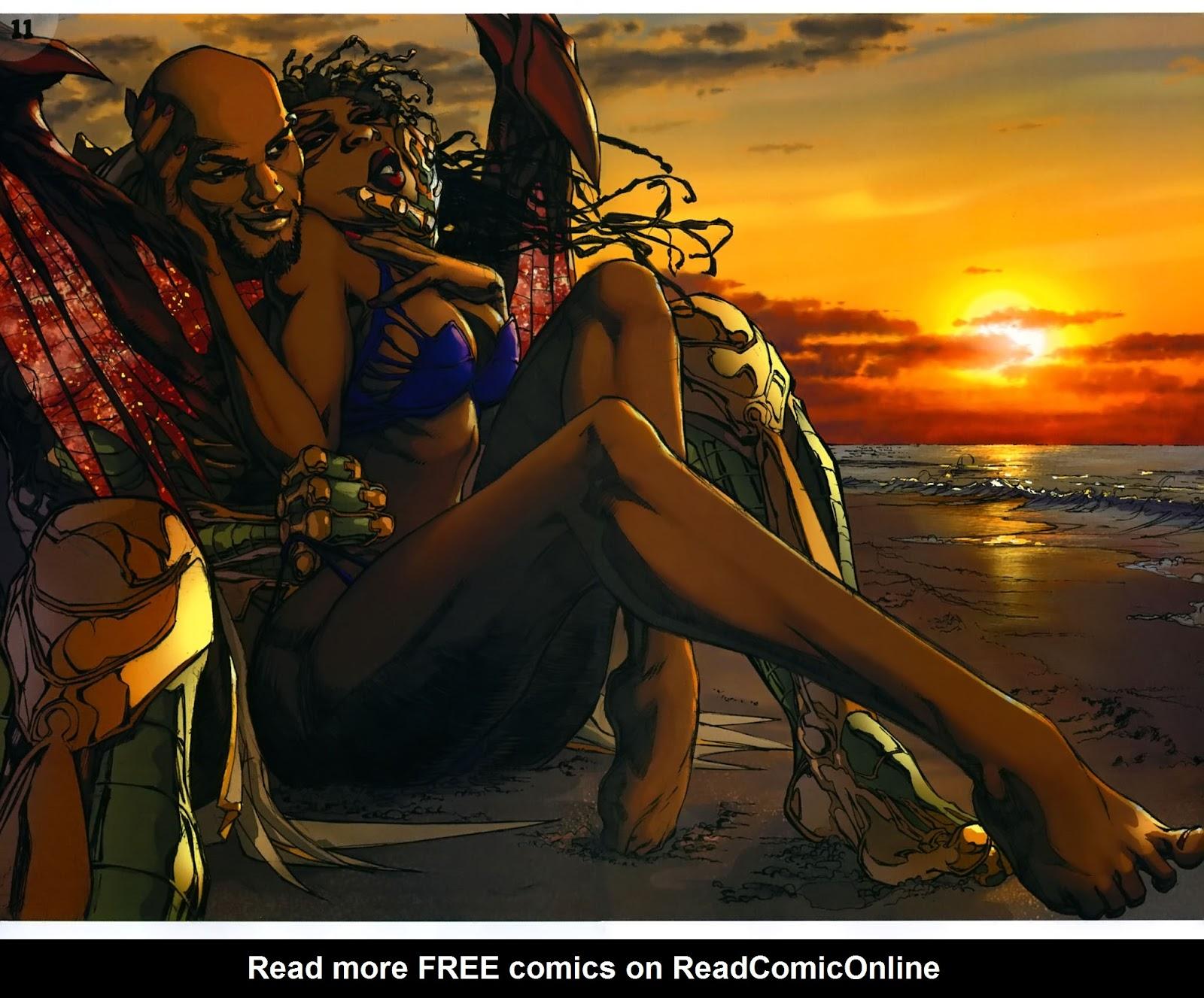 Read online Aspen Splash: Swimsuit Spectacular comic -  Issue # Issue 2006 - 13