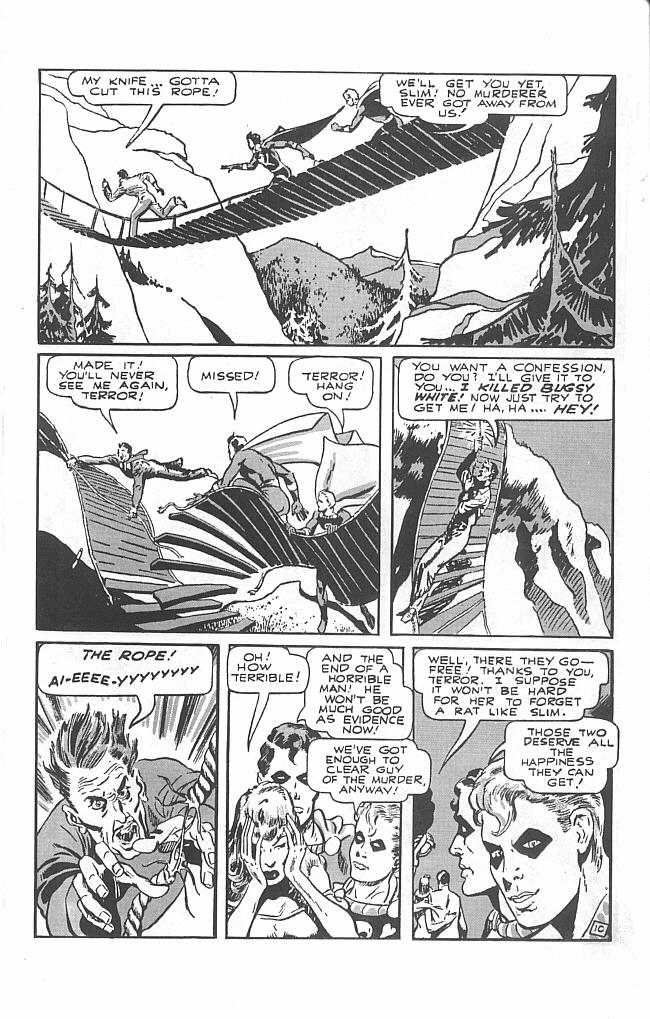 Read online Golden-Age Men of Mystery comic -  Issue #9 - 12