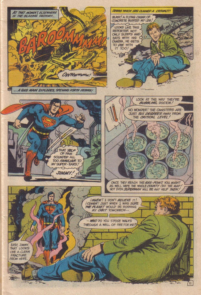 Read online Superman III comic -  Issue # Full - 11