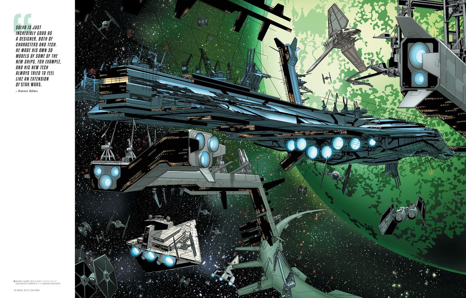 Read online The Marvel Art of Star Wars comic -  Issue # TPB (Part 1) - 78