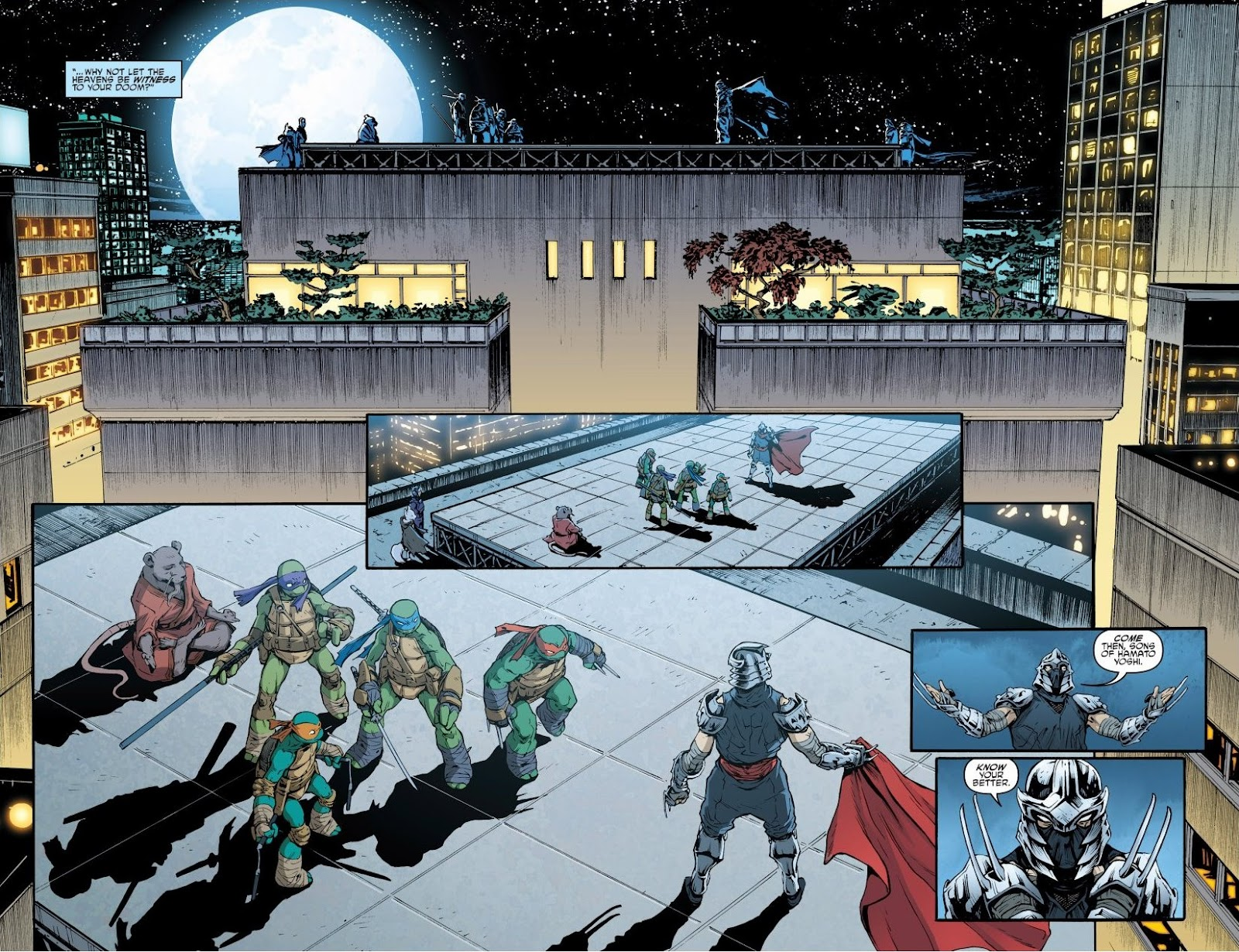 Read online Teenage Mutant Ninja Turtles: The IDW Collection comic -  Issue # TPB 6 (Part 3) - 61