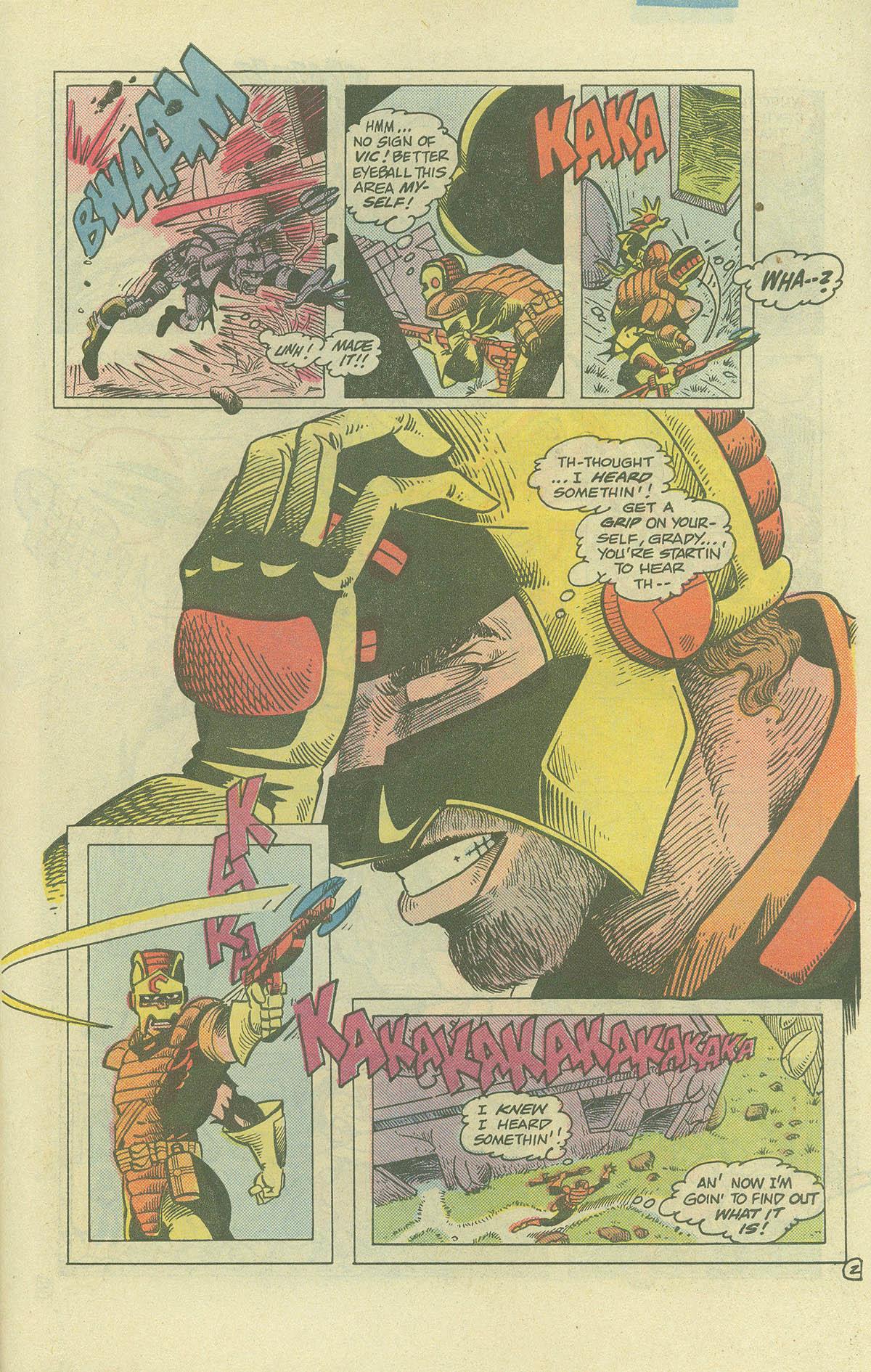 Read online Sgt. Rock comic -  Issue #393 - 21