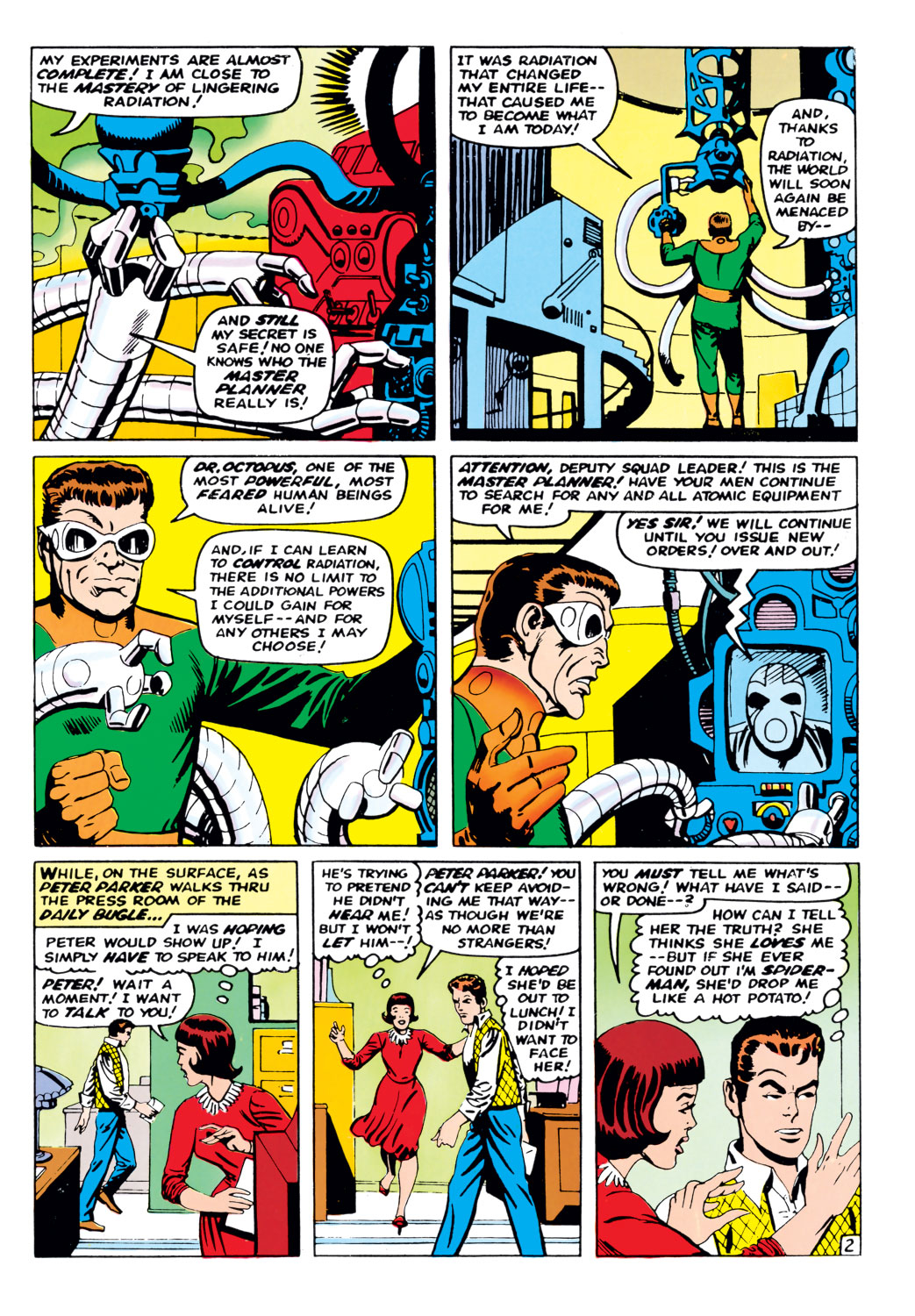 The Amazing Spider-Man (1963) 32 Page 2