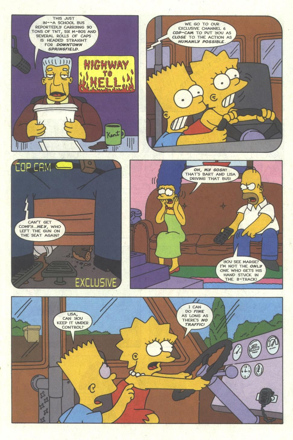 Read online Simpsons Comics comic -  Issue #26 - 14