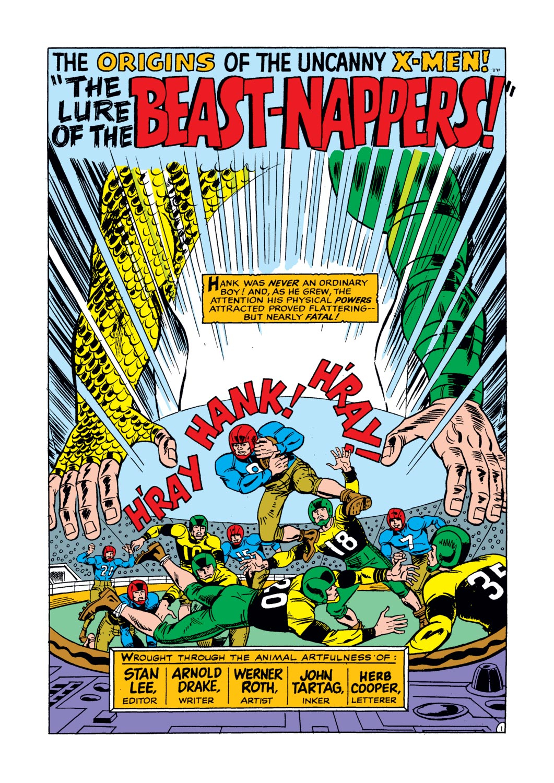 Read online Amazing Adventures (1970) comic -  Issue #17 - 14