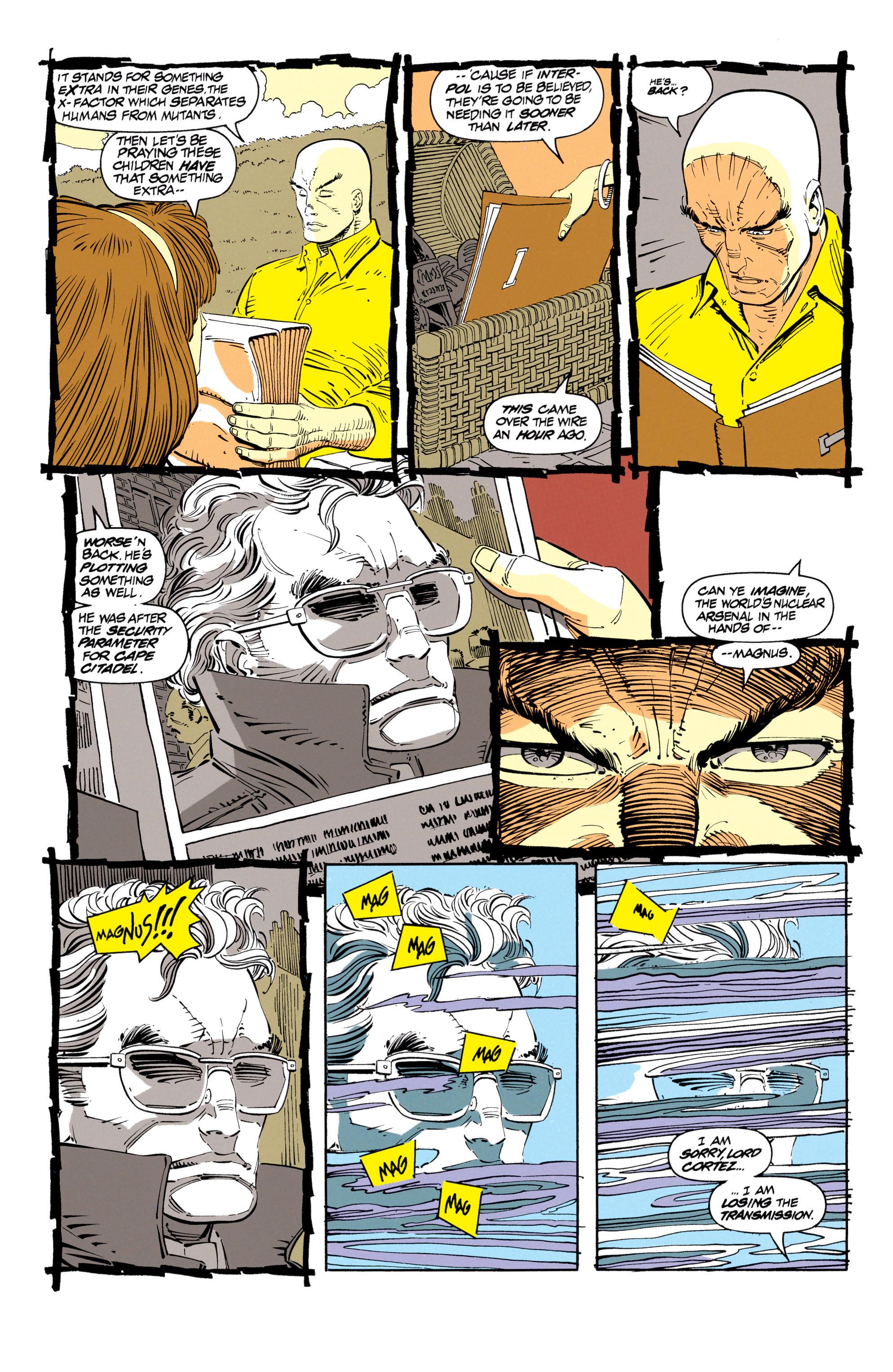 Read online Uncanny X-Men (1963) comic -  Issue #300 - 13