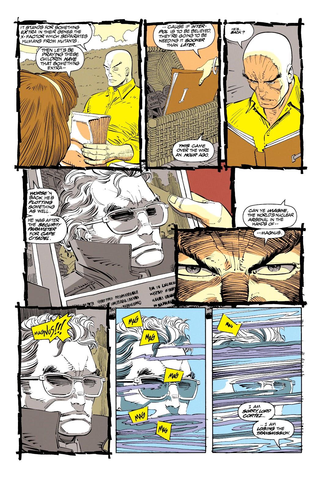 Uncanny X-Men (1963) issue 300 - Page 13