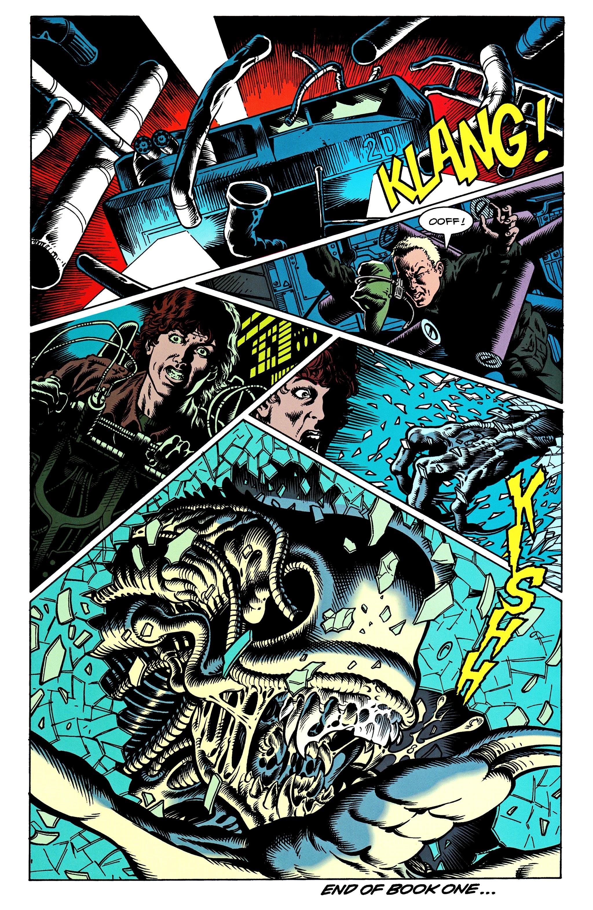 Aliens: Newts Tale 1 Page 49