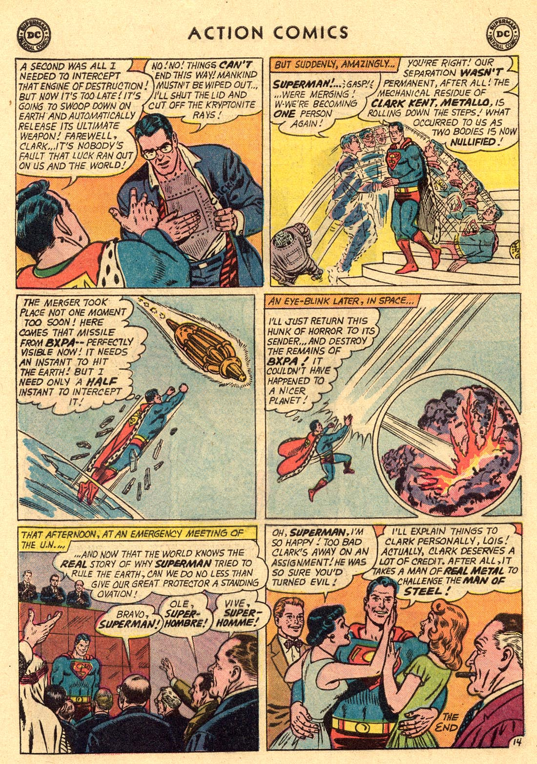 Read online Action Comics (1938) comic -  Issue #312 - 16