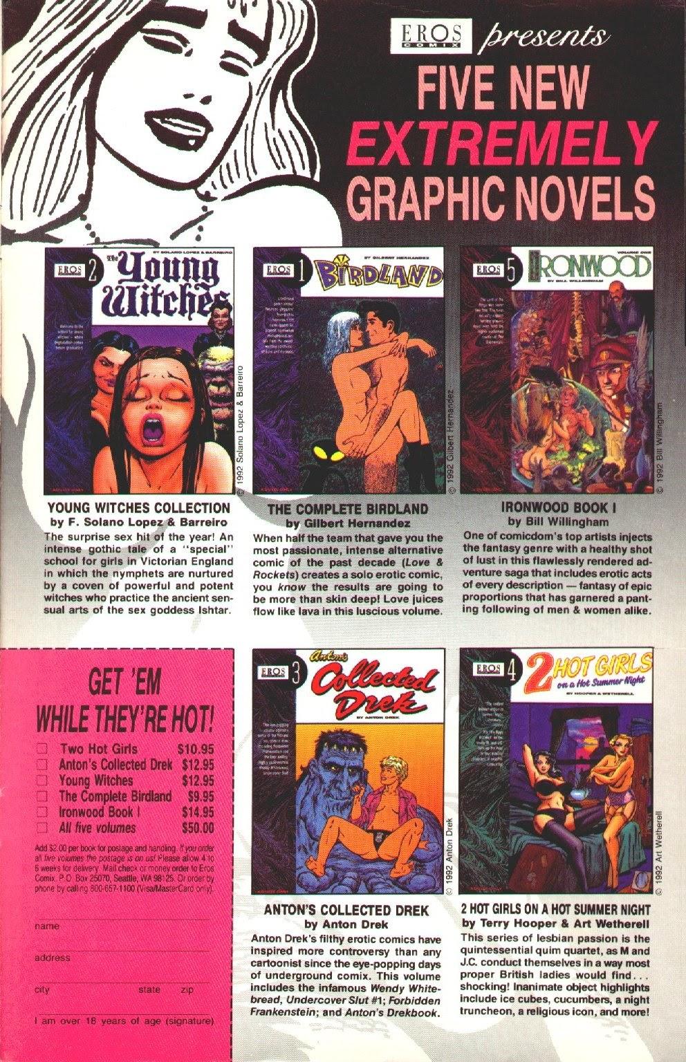 Read online Dare comic -  Issue #4 - 22