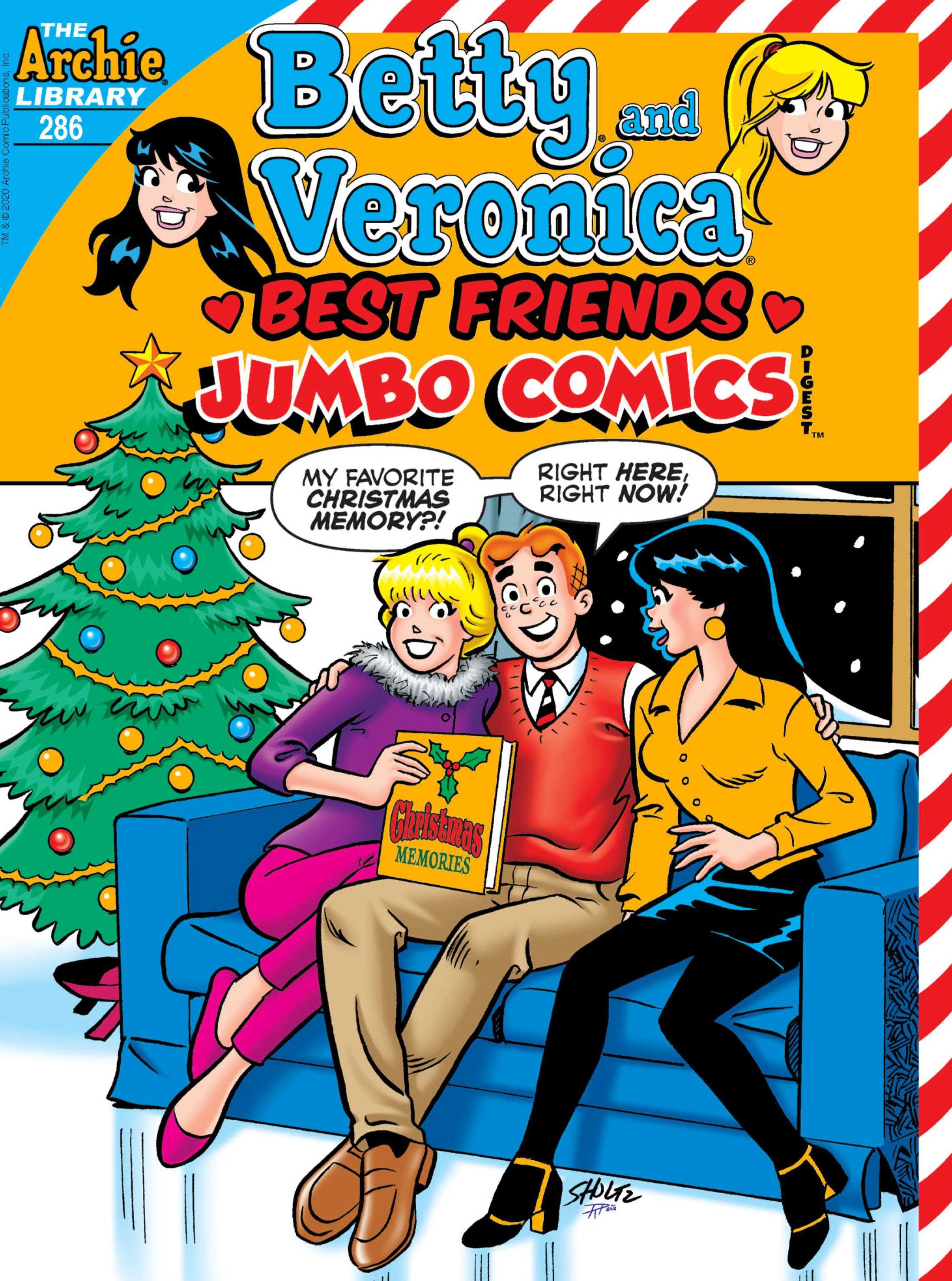Betty and Veronica Double Digest issue 286 - Page 1