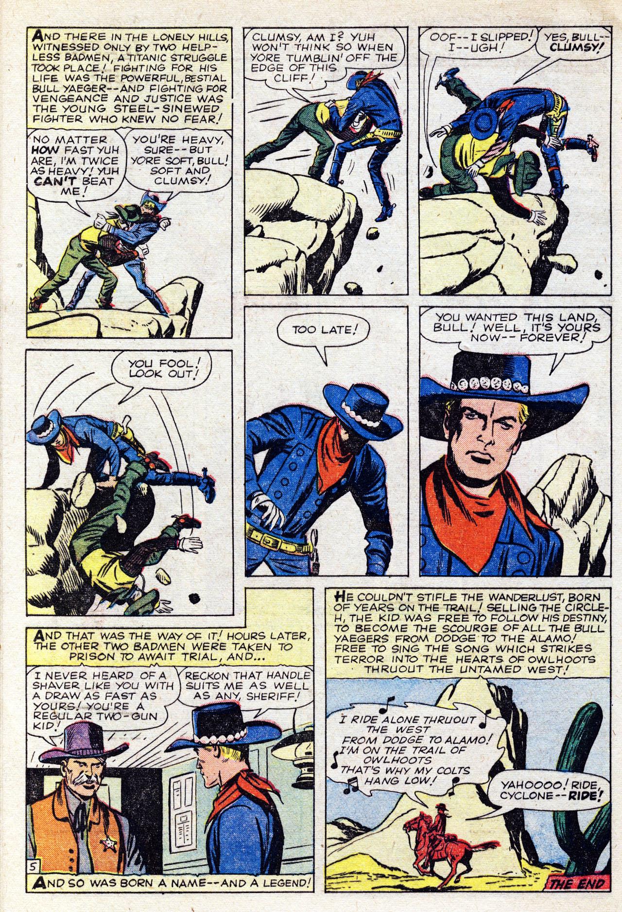 Read online Two-Gun Kid comic -  Issue #58 - 32