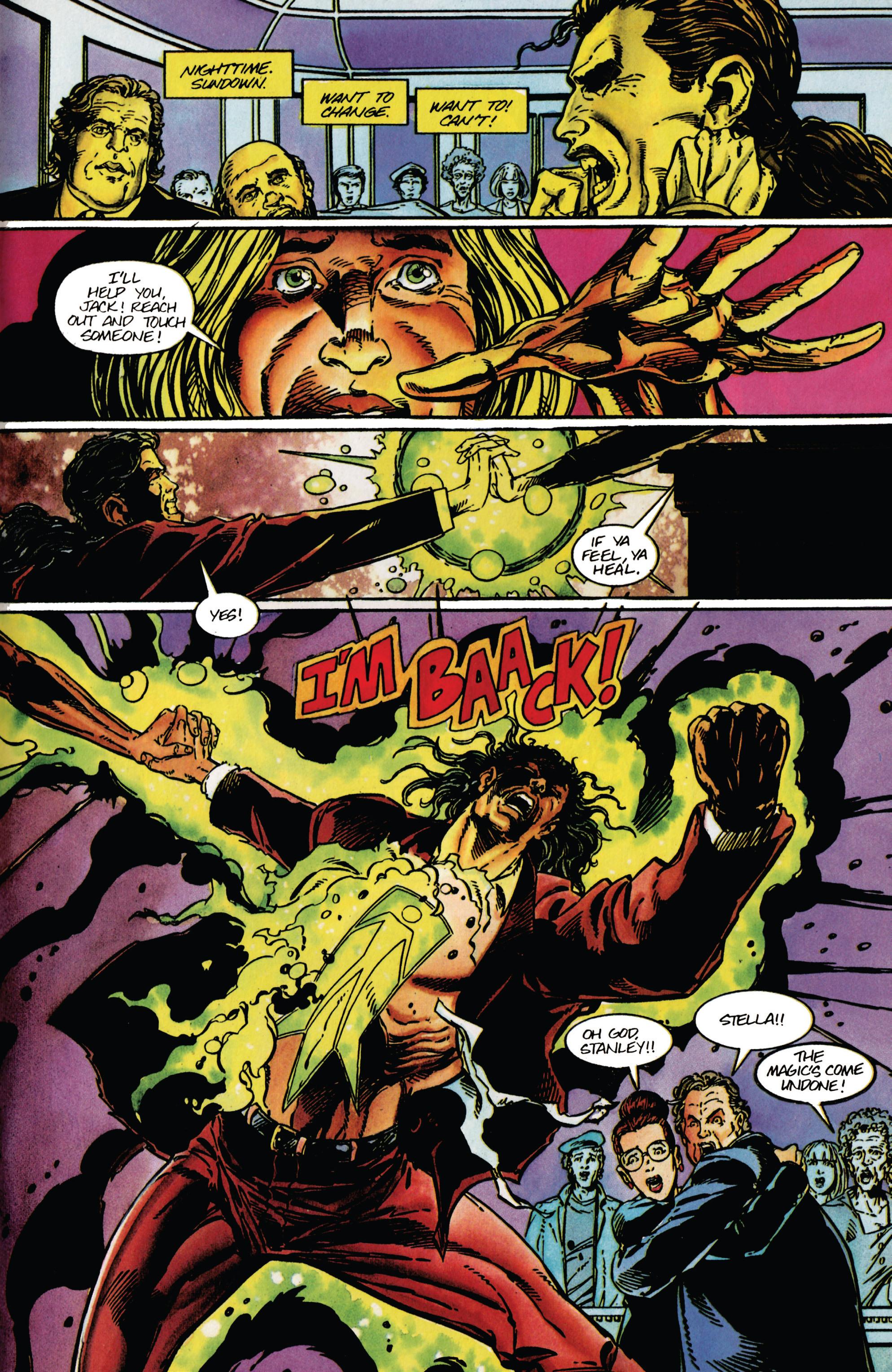 Read online Shadowman (1992) comic -  Issue #42 - 18