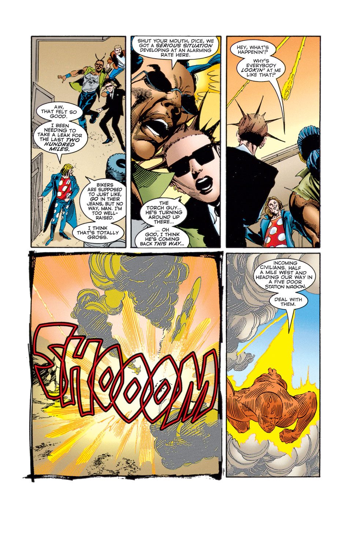 Read online Skrull Kill Krew (1995) comic -  Issue #4 - 11