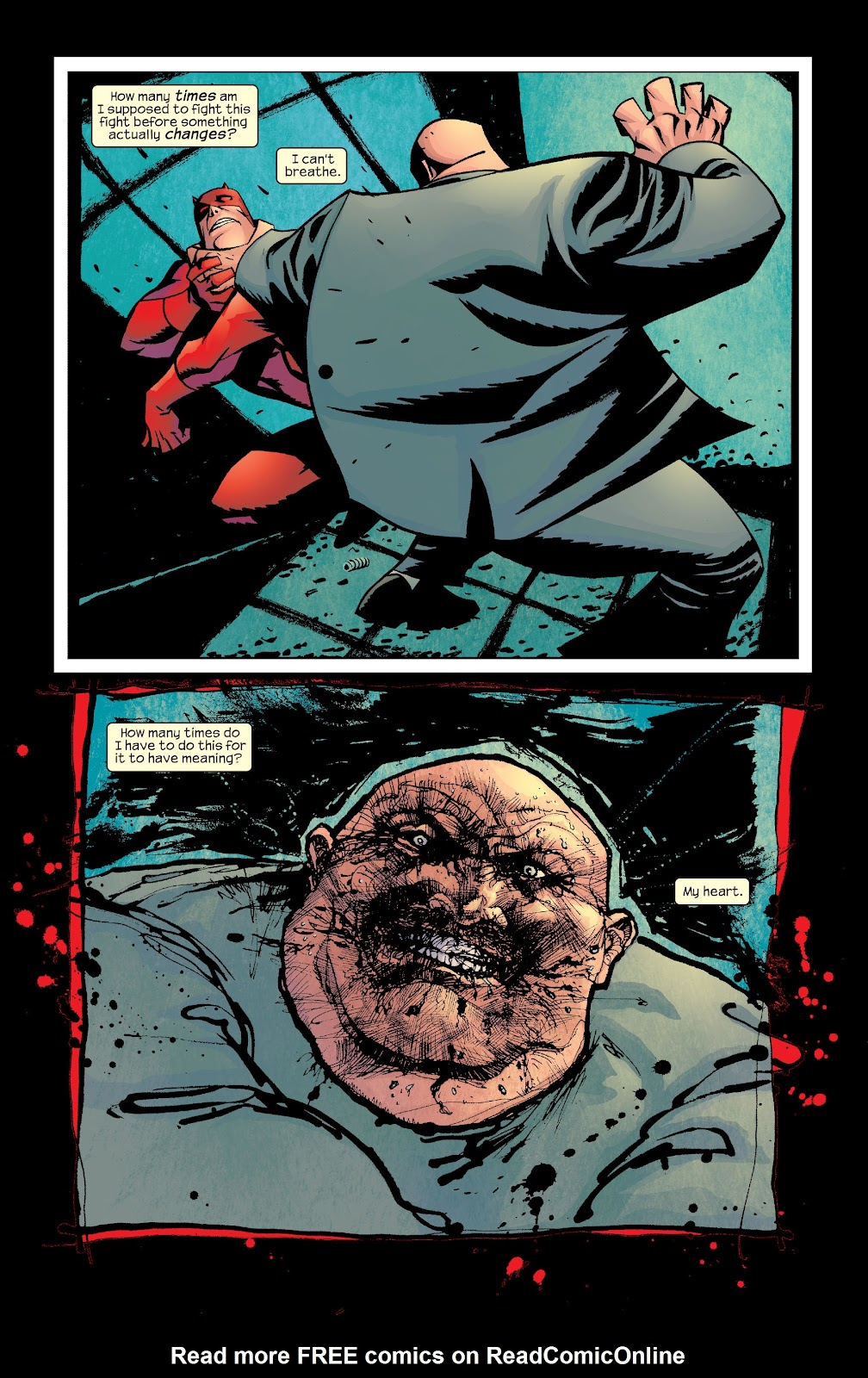 Read online Daredevil (1998) comic -  Issue # _Ultimate_Collection TPB 2 (Part 3) - 22