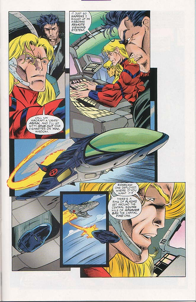 Excalibur (1988) issue 86 - Page 19