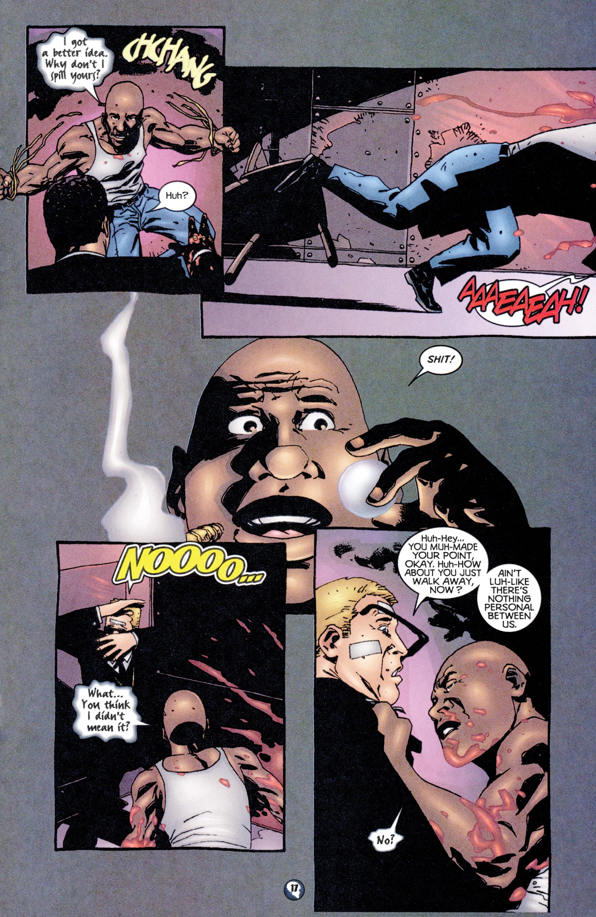 Read online Shadowman (1997) comic -  Issue #12 - 14