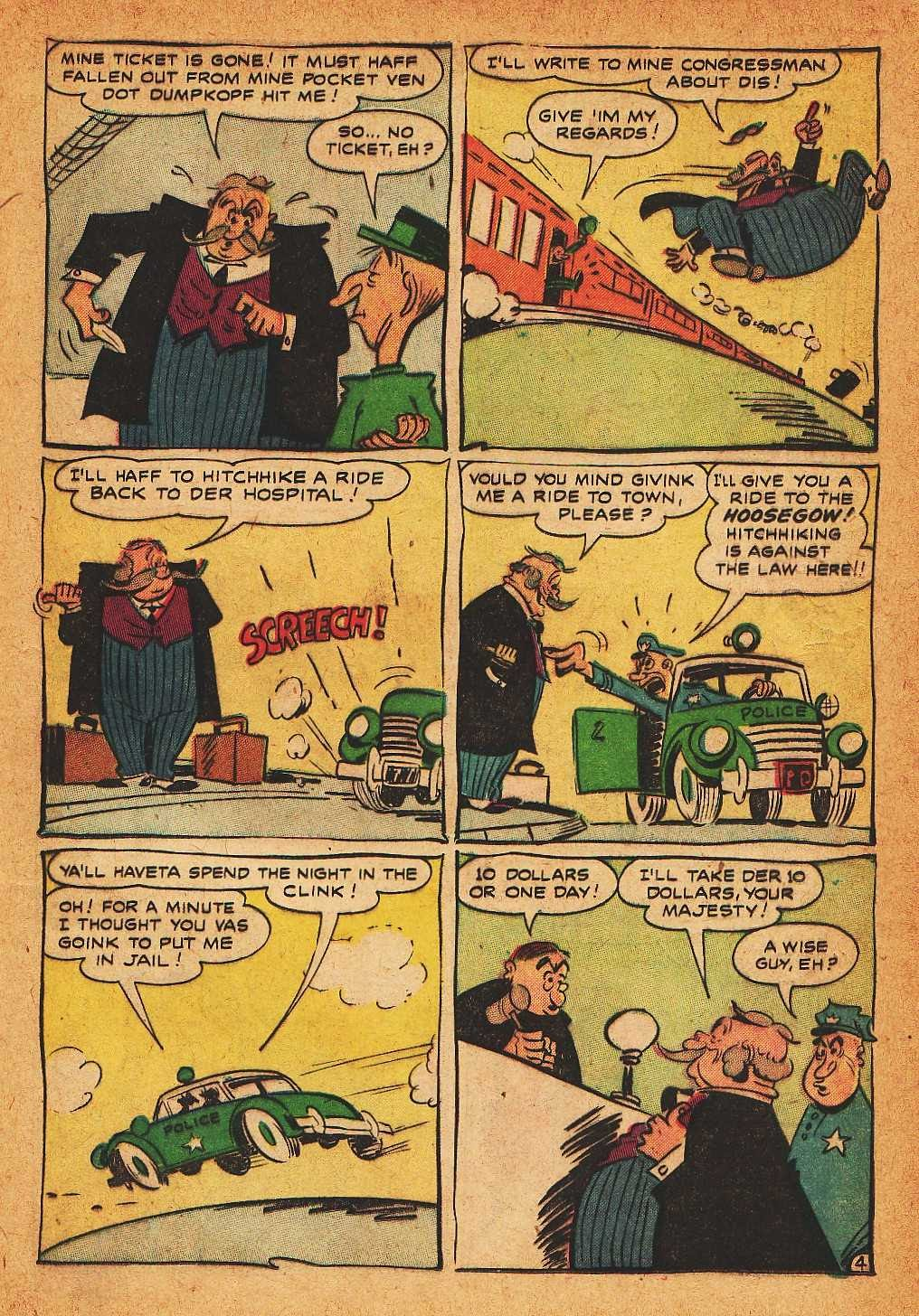 Read online Nellie The Nurse (1945) comic -  Issue #32 - 13