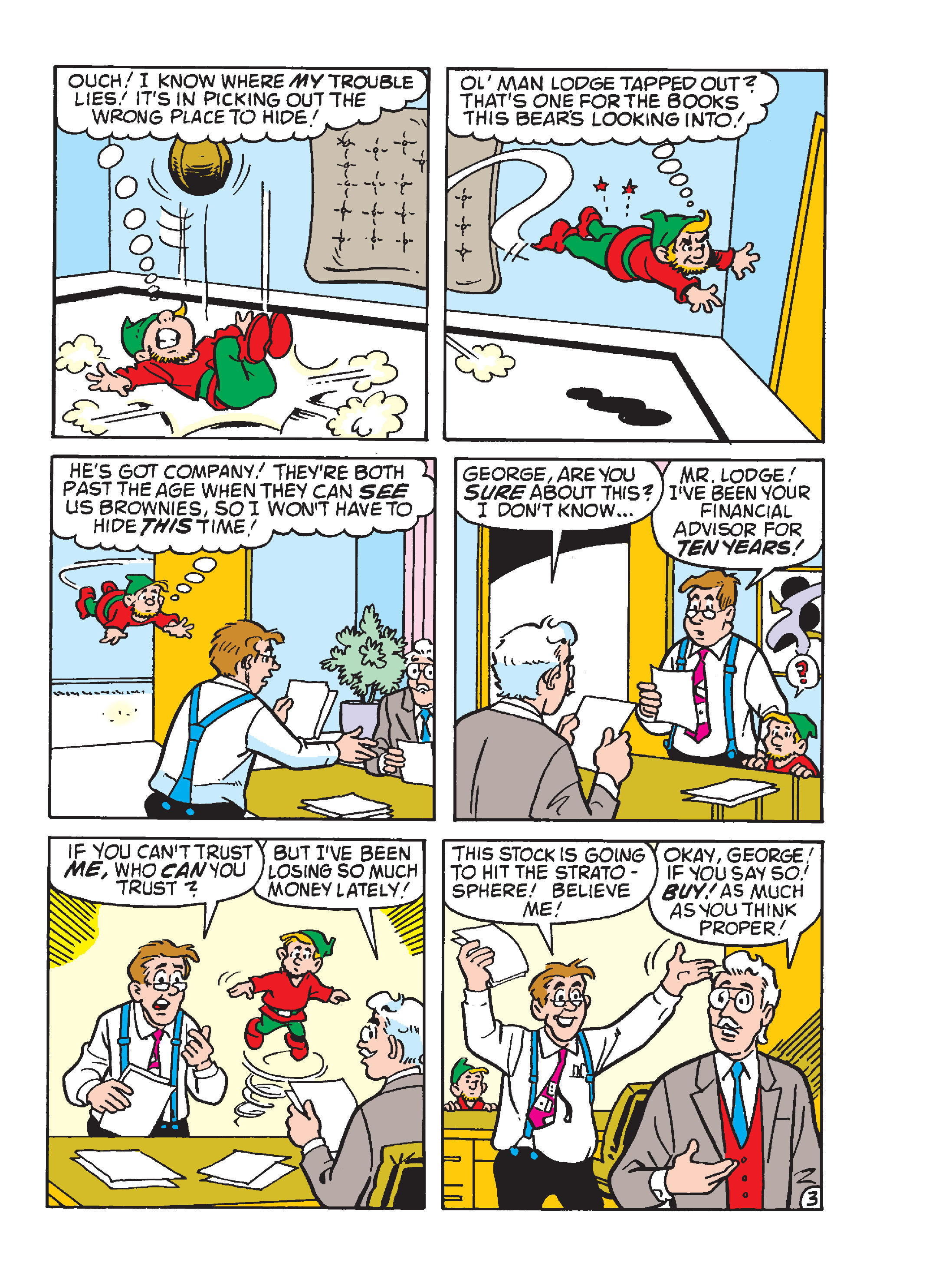 Read online Archie's Funhouse Double Digest comic -  Issue #23 - 15
