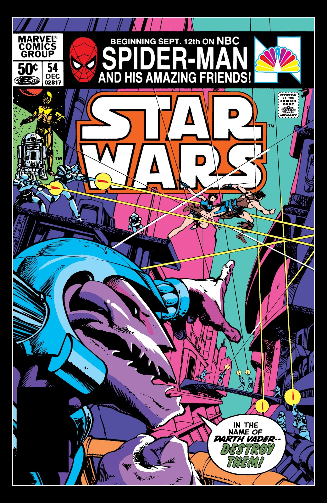 Read online Star Wars Legends: The Original Marvel Years - Epic Collection comic -  Issue # TPB 3 (Part 4) - 34