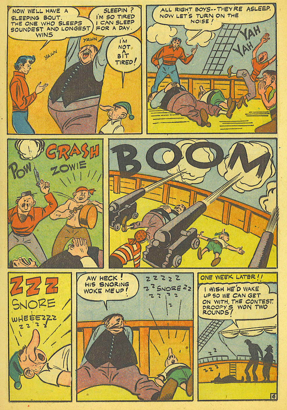 Daredevil (1941) issue 21 - Page 21