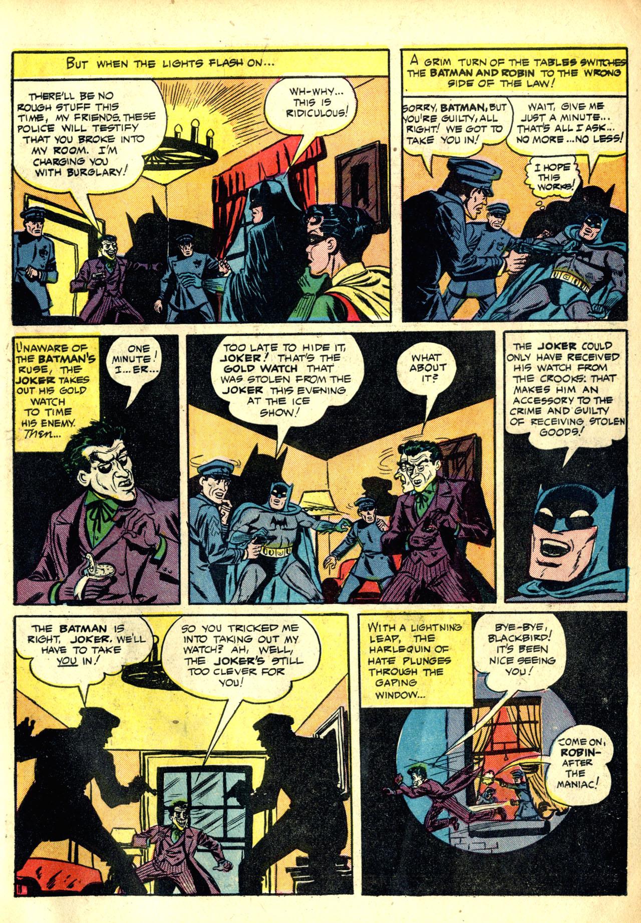 Detective Comics (1937) 64 Page 12