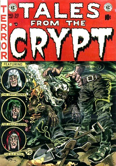 Tales From The Crypt (1950) 30 Page 1