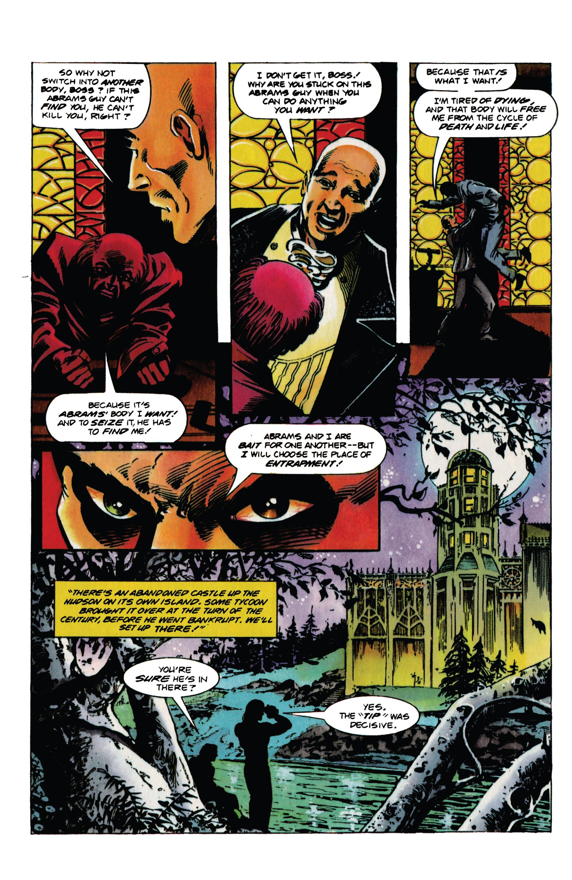 Read online Eternal Warrior (1992) comic -  Issue #31 - 9