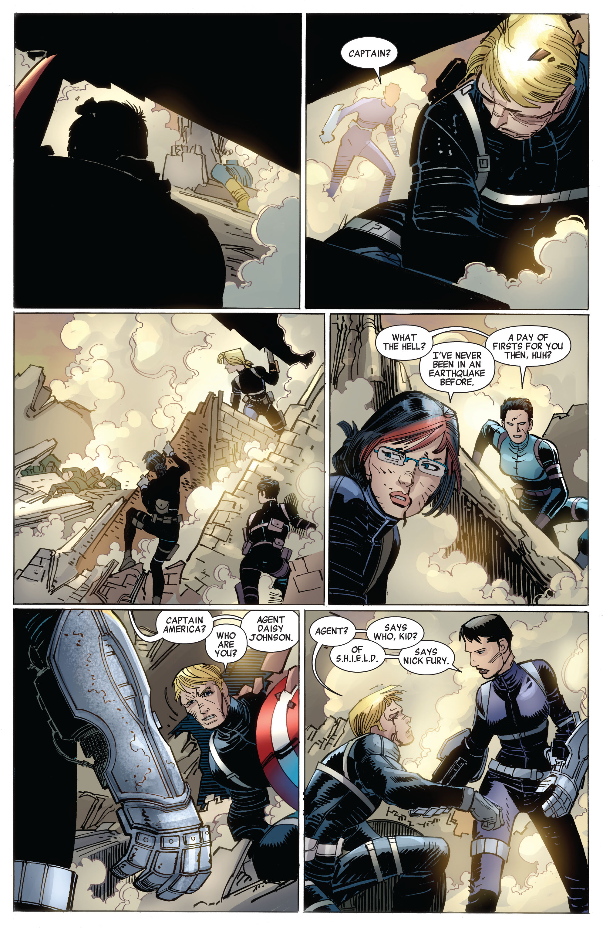 Read online Avengers (2010) comic -  Issue #16 - 22