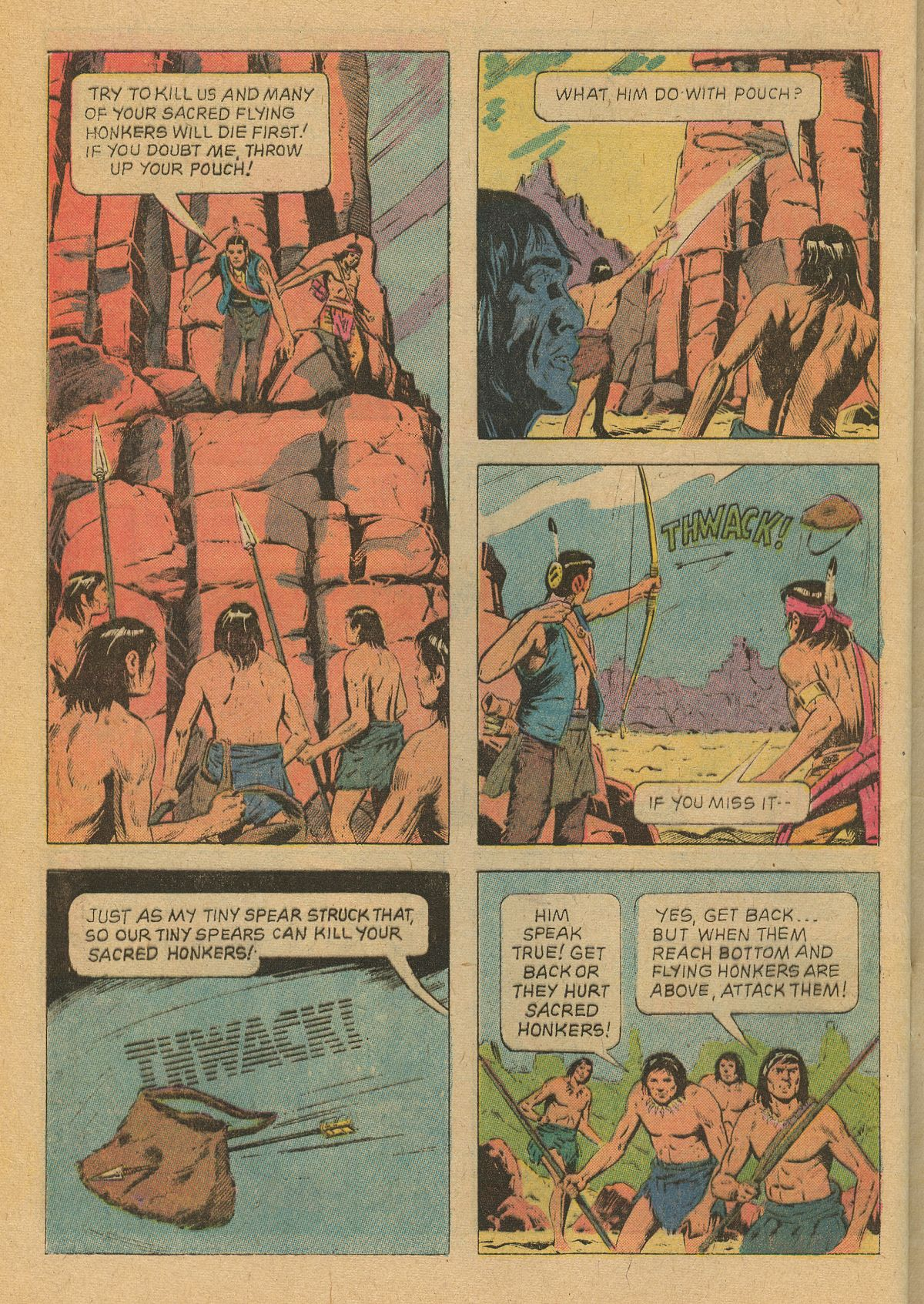 Read online Turok, Son of Stone comic -  Issue #99 - 32