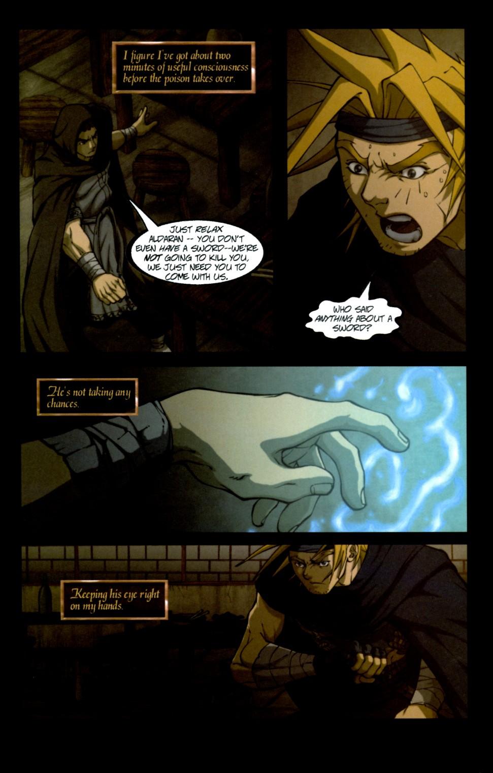 Read online Shidima comic -  Issue #0 - 10