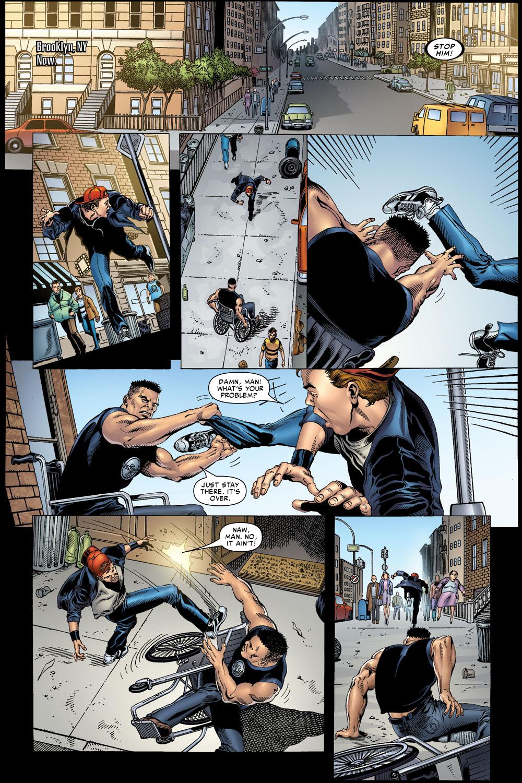 Read online Amazing Fantasy (2004) comic -  Issue #14 - 26