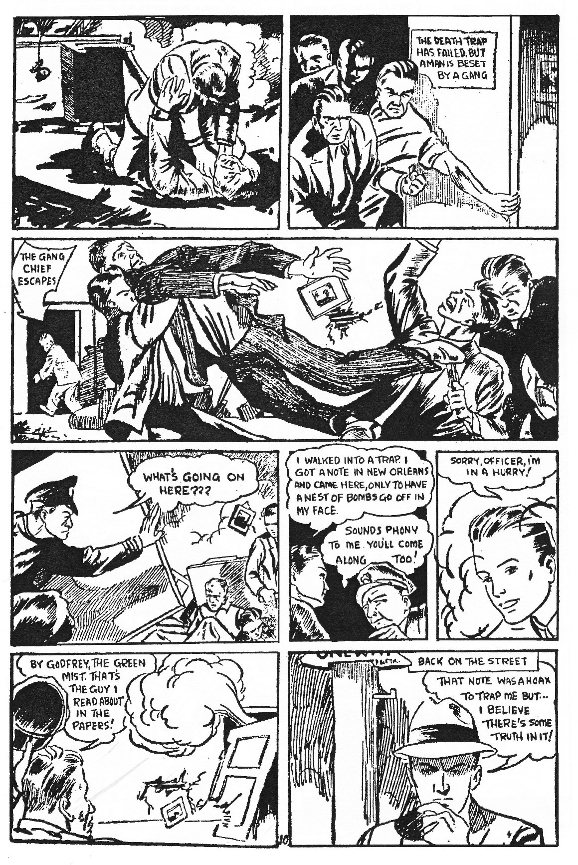 Read online Men of Mystery Comics comic -  Issue #83 - 22