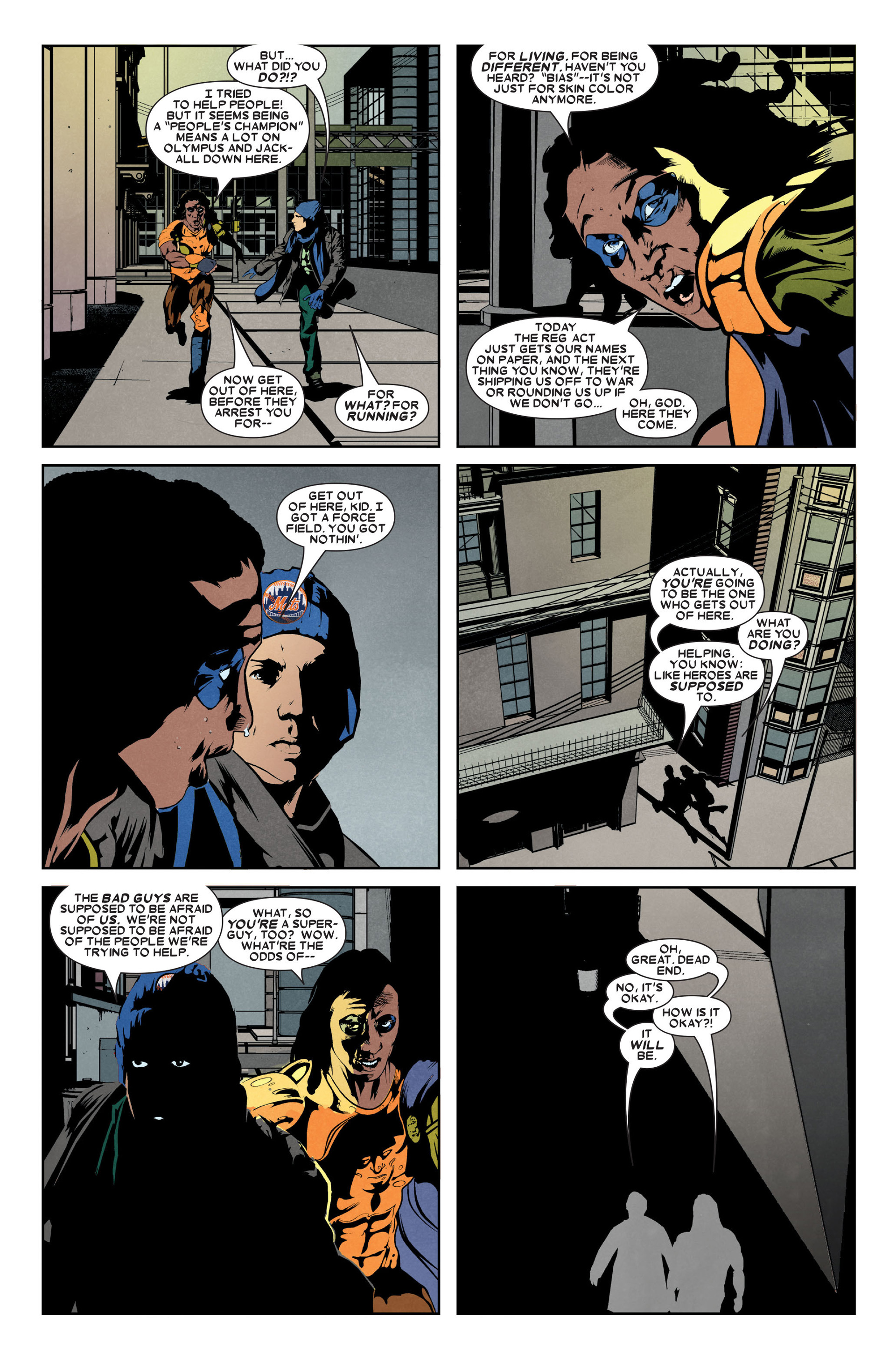 Read online X-Factor (2006) comic -  Issue #9 - 10