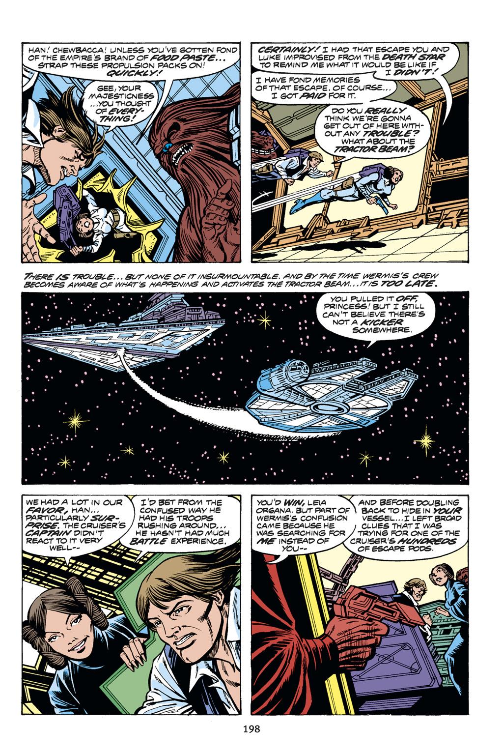 Read online Star Wars Omnibus comic -  Issue # Vol. 14 - 197