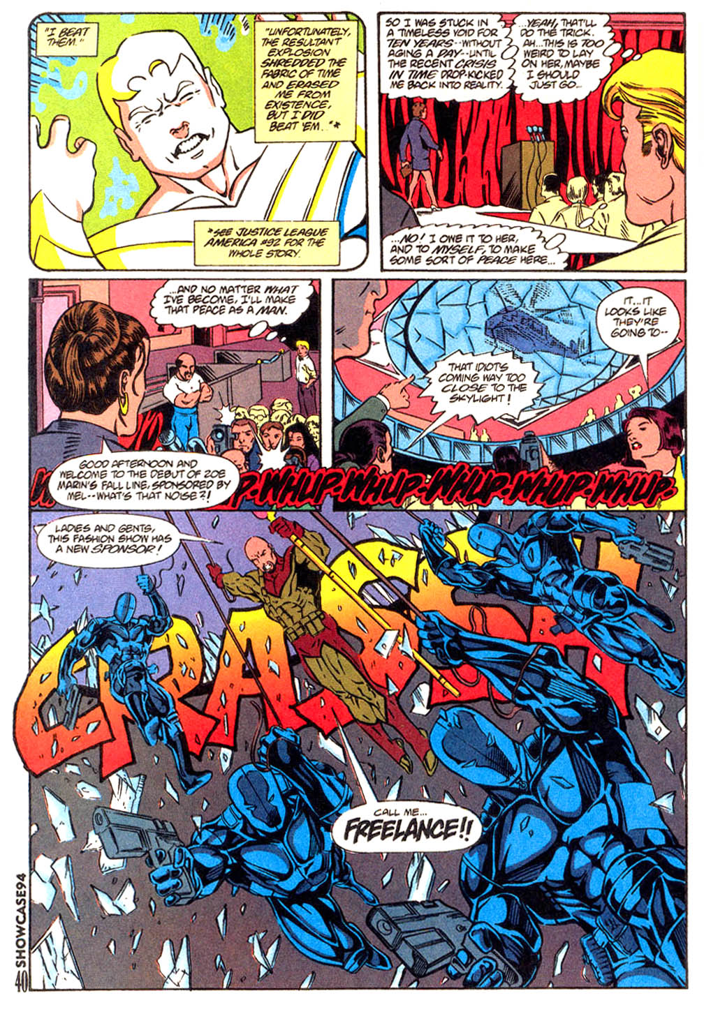 Read online Showcase '94 comic -  Issue #12 - 35