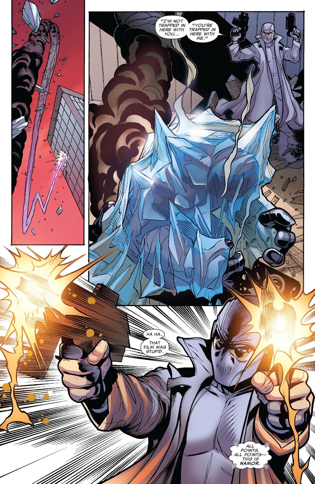 Uncanny X-Men (1963) issue 525 - Page 13