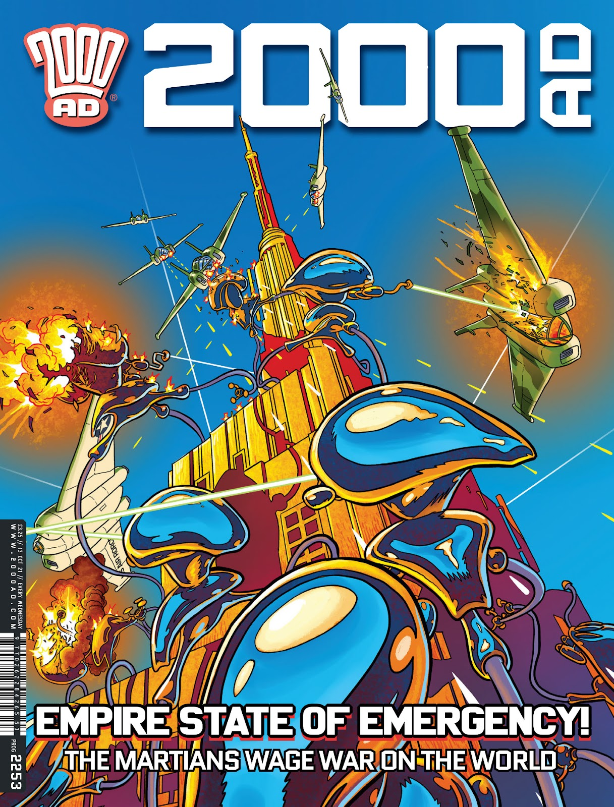 2000 AD 2253 Page 1