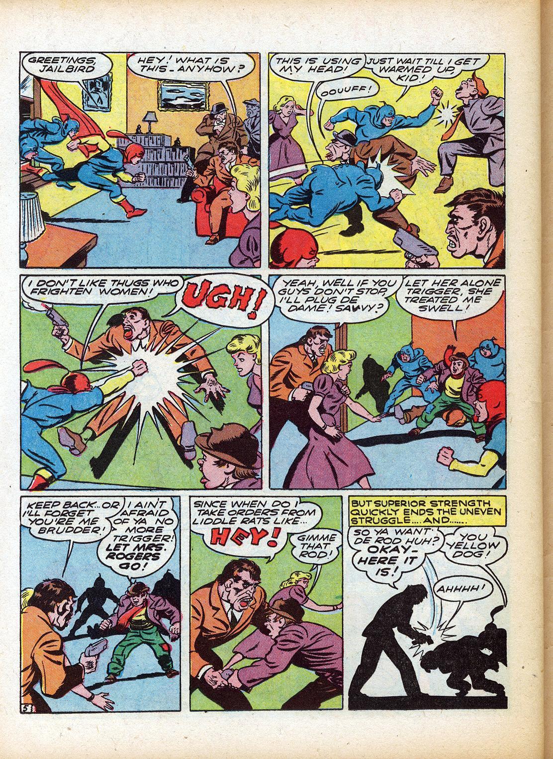 Read online Sensation (Mystery) Comics comic -  Issue #18 - 46