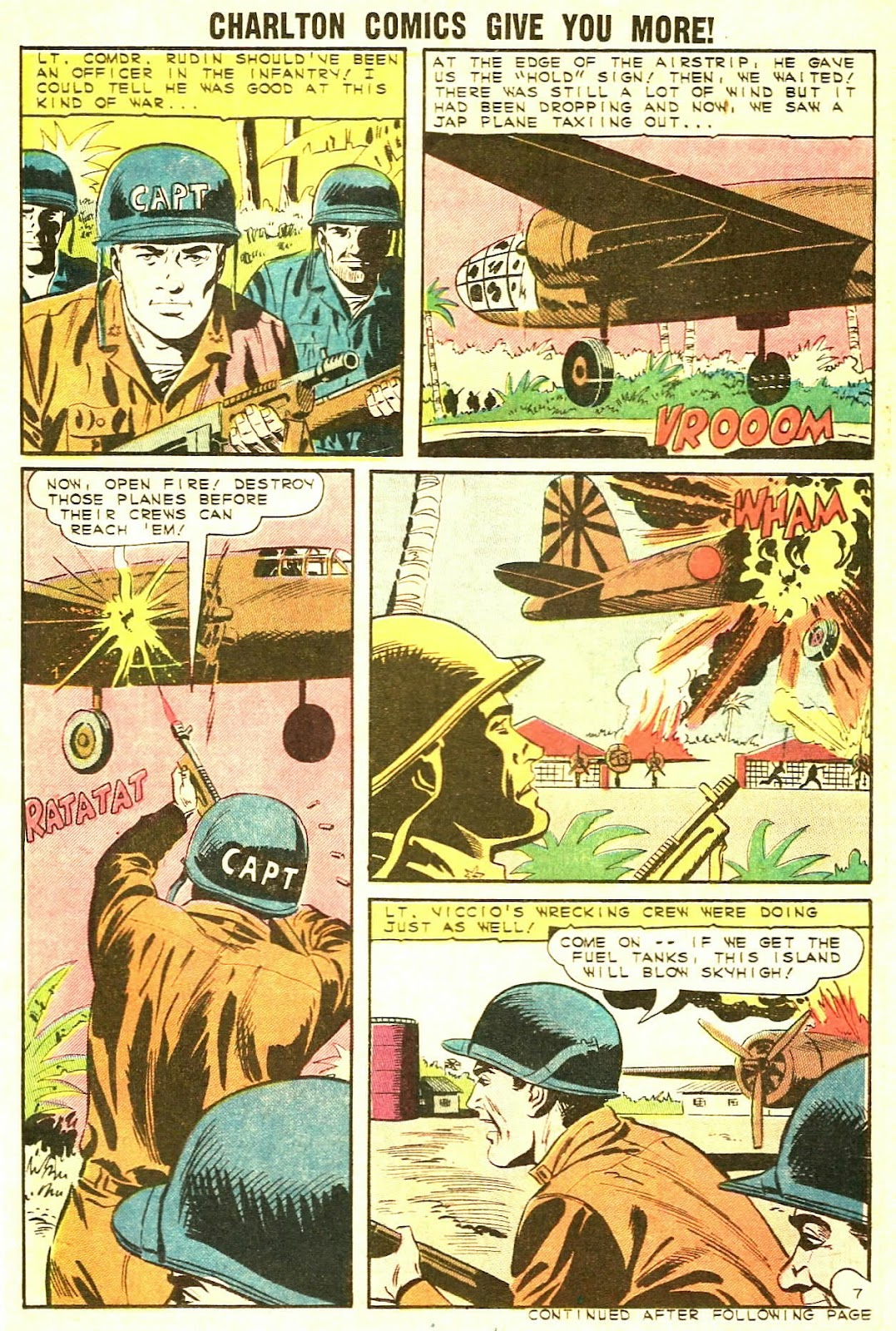 Read online Fightin' Navy comic -  Issue #117 - 21