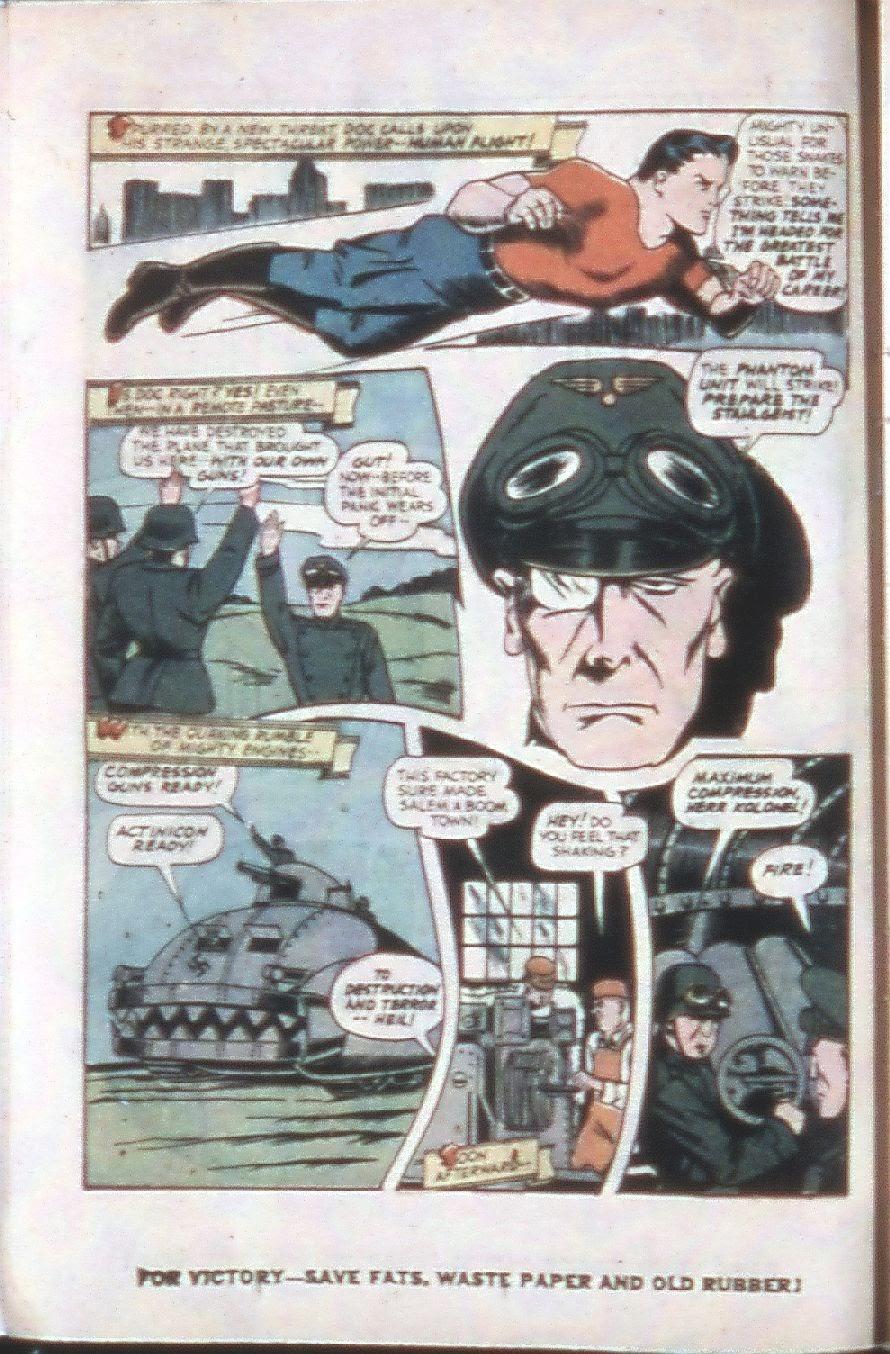 Read online America's Best Comics comic -  Issue #11 - 16