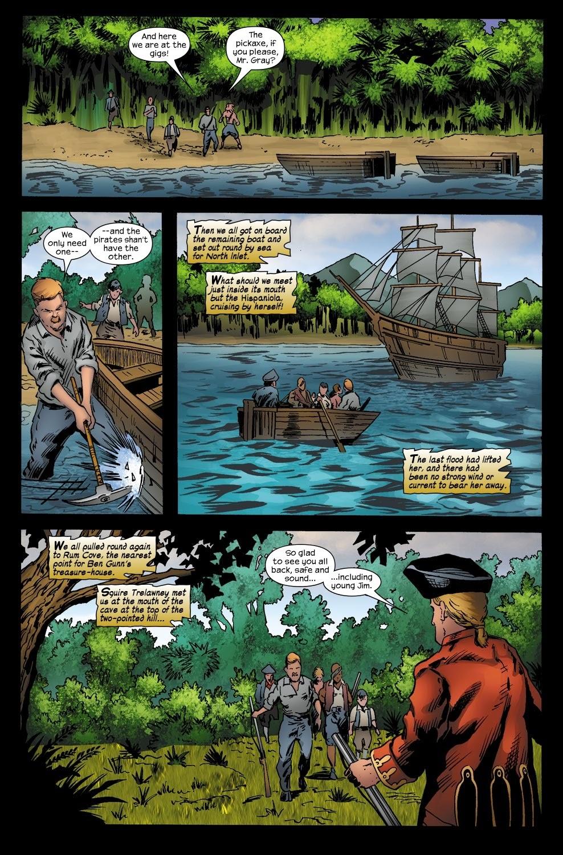 Read online Treasure Island comic -  Issue #6 - 14