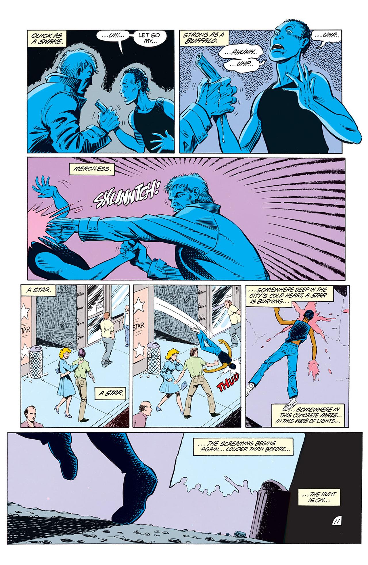 Read online Animal Man (1988) comic -  Issue #1 - 13
