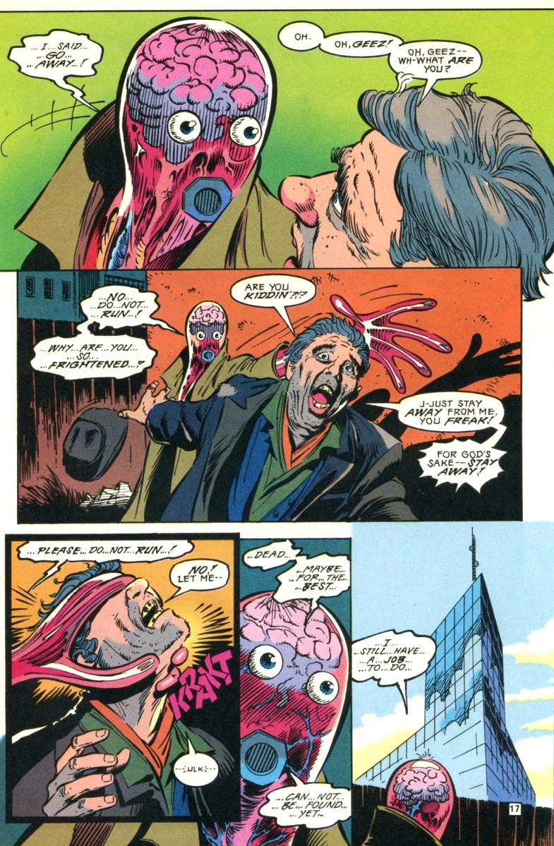 Read online Gunfire comic -  Issue #5 - 21
