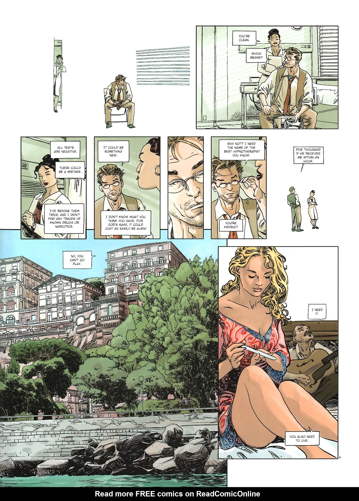 Read online Cutting Edge (2013) comic -  Issue #2 - 15