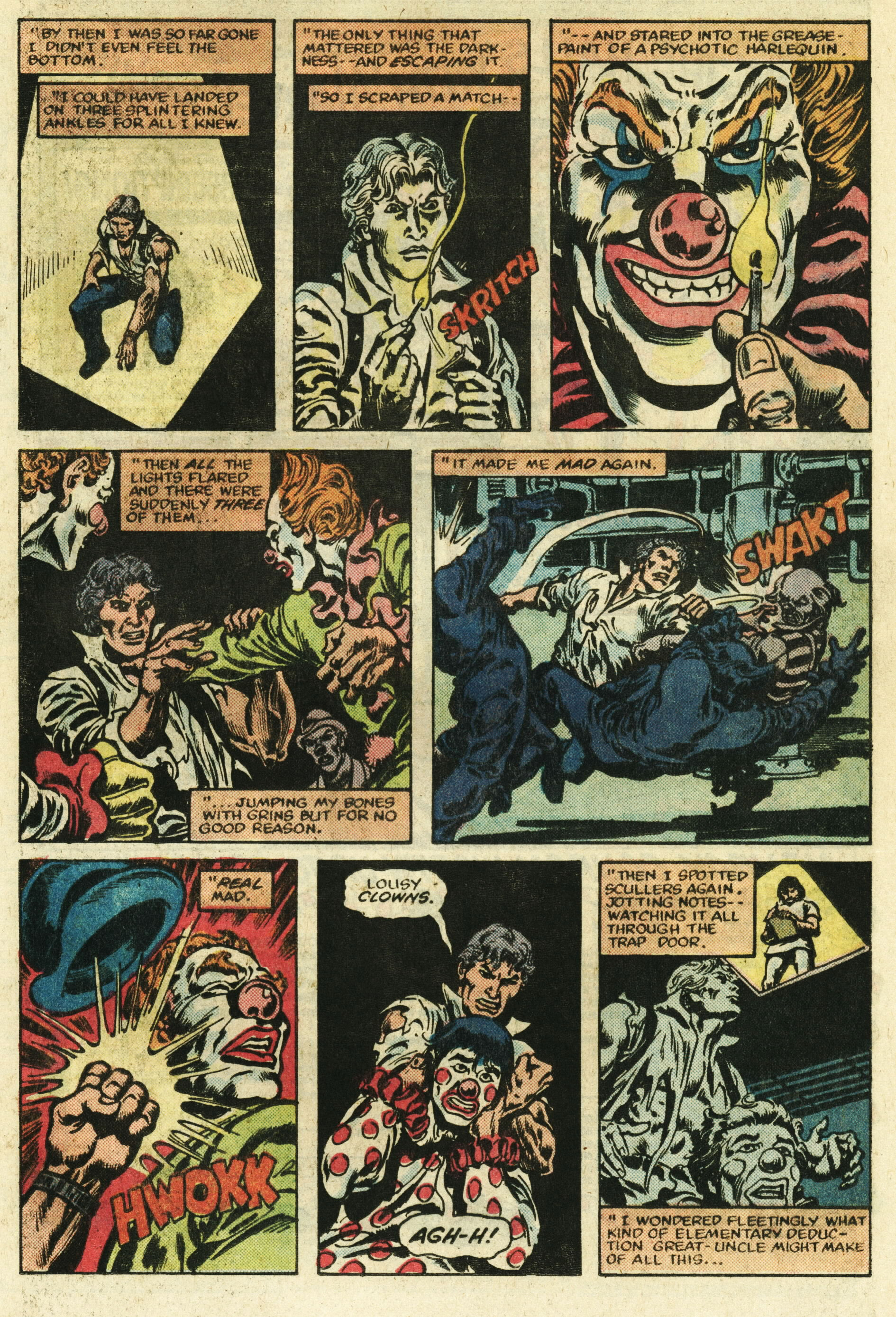 Read online Master of Kung Fu (1974) comic -  Issue #122 - 16