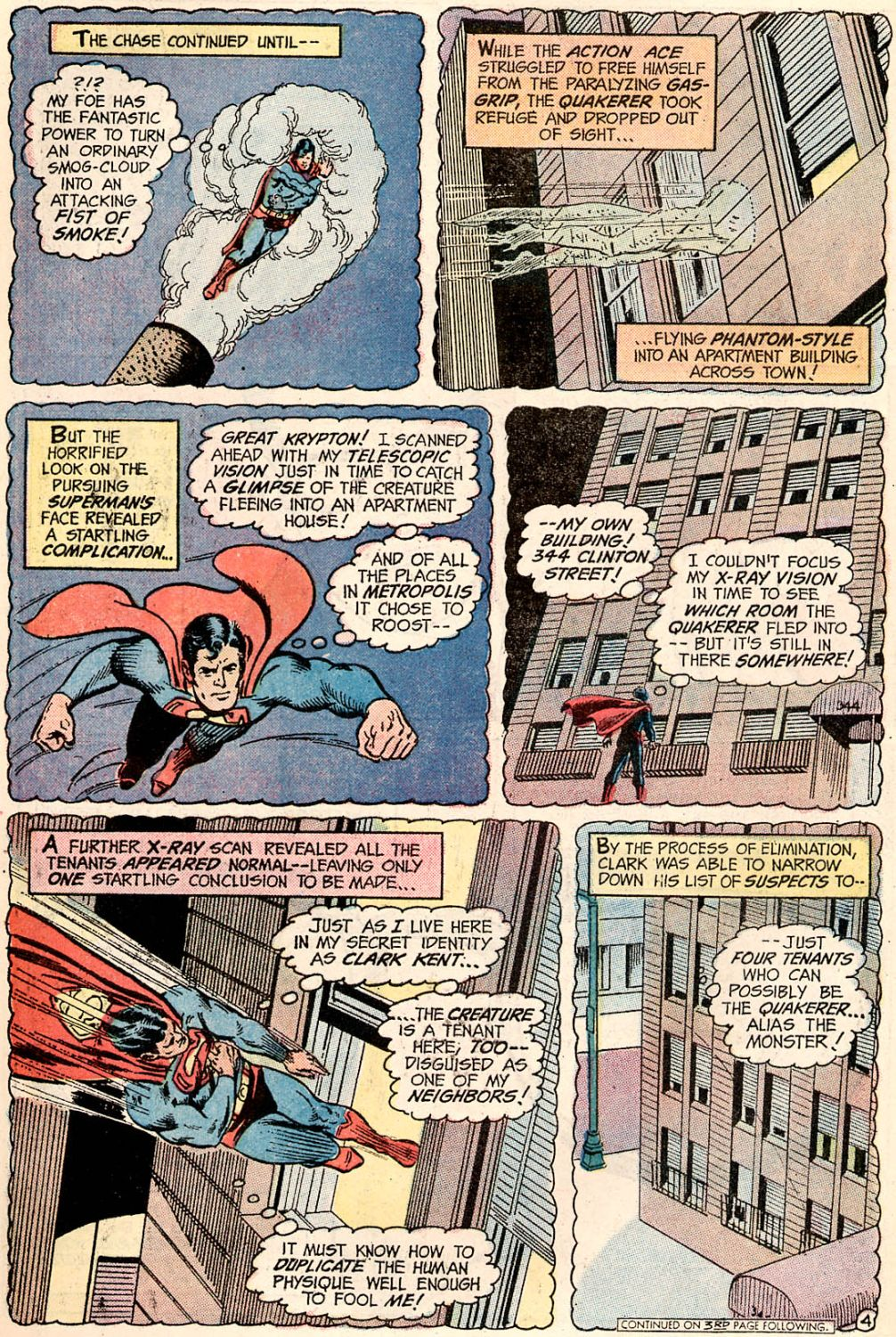 Read online Action Comics (1938) comic -  Issue #431 - 6